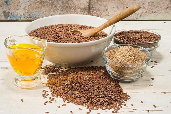 Linhaça: a mais rica fonte vegetal de ómega 3