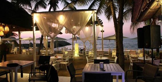 Um dia bem passado na ilha de Luanda