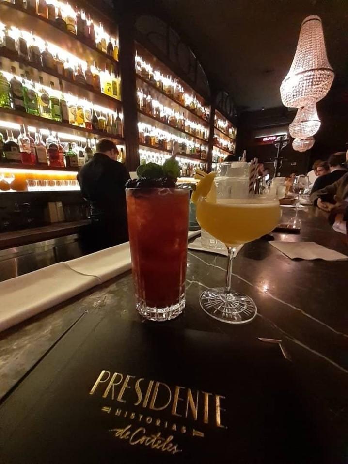 Presidente Bar em Buenos Aires: Uma boa opção!