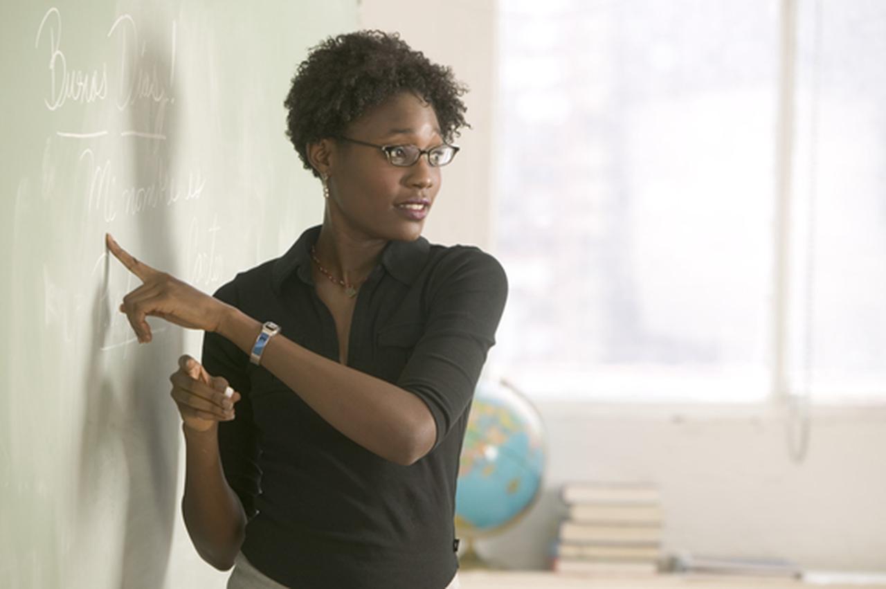 Cuidados de saúde emocional de um professor