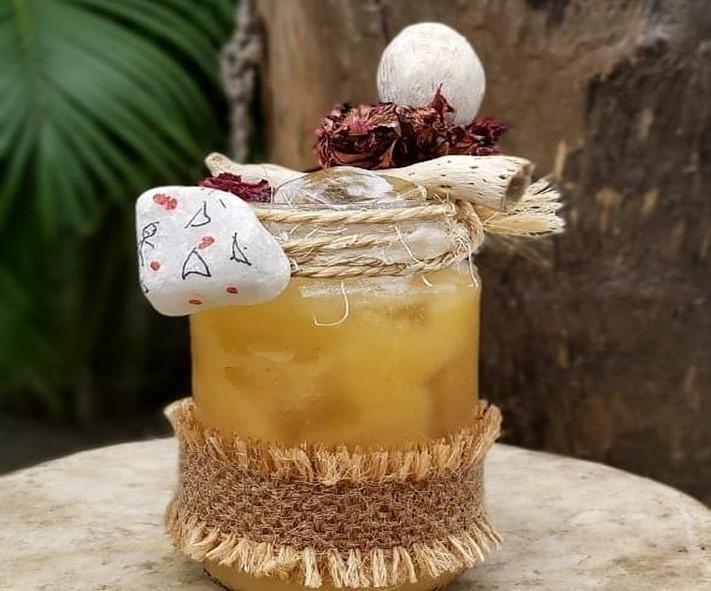 """Pedra do feitiço"": a escolha do barman António Campos Black"