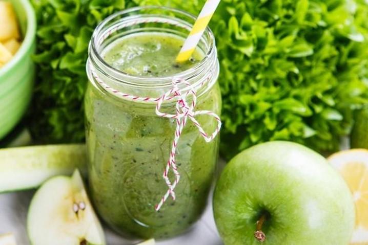 Sumo detox de maçã para emagrecer. Chegou a hora de perder peso!