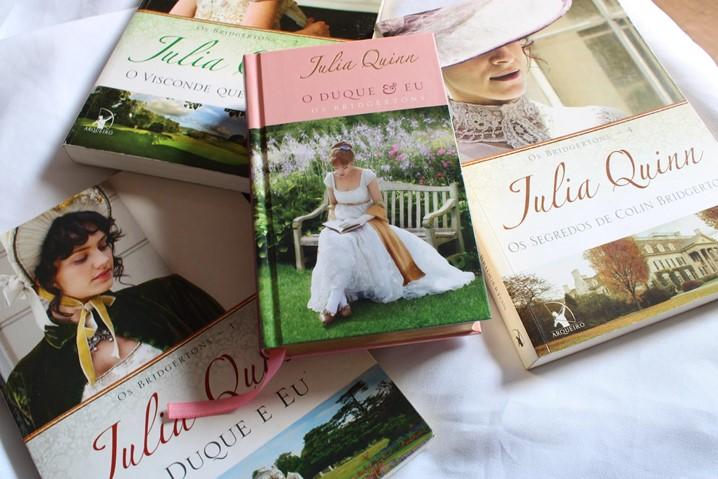 "A encantadora história de Daphne Bridgerton e Simon Basset, ""O Duque e Eu"""