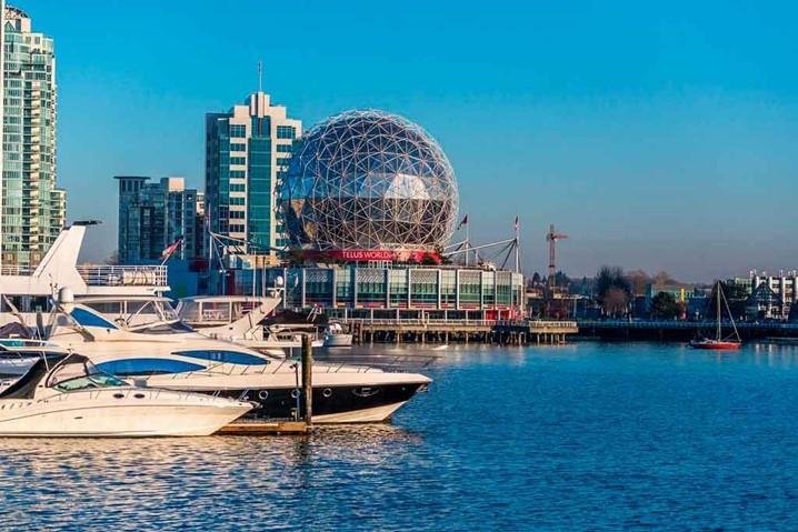 Conheça a cidade de Vancouver, Canadá