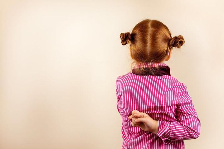 Confira 3 passos para ensinar o seu filho a dizer a verdade