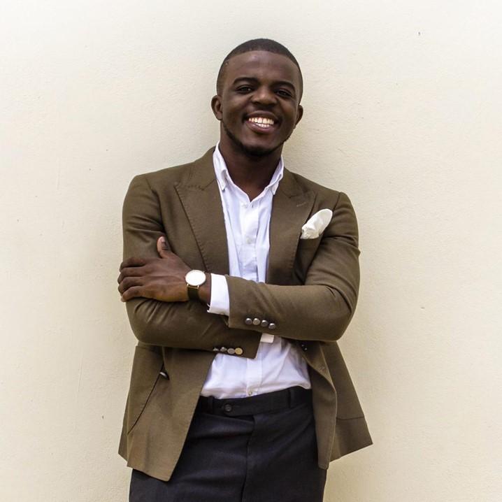A grande entrevista, com Délcio Akweto Gomes Caiaia