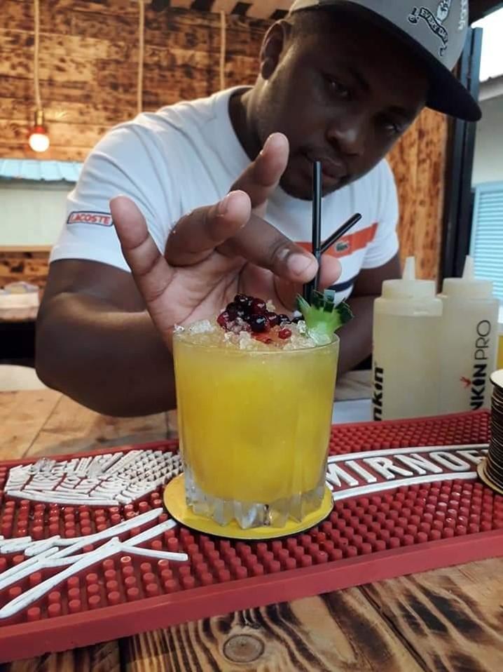"""""""Kizola"""": a escolha perfeita do barman Josemar Pereira"""