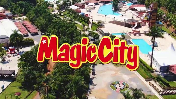 E as Crianças? Já as levou para se divertirem no Magic City?