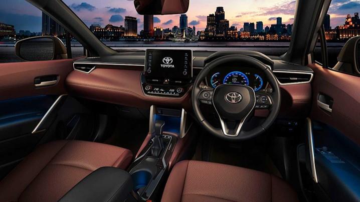 Veja Toyota: Corolla cross a ser lançado este ano