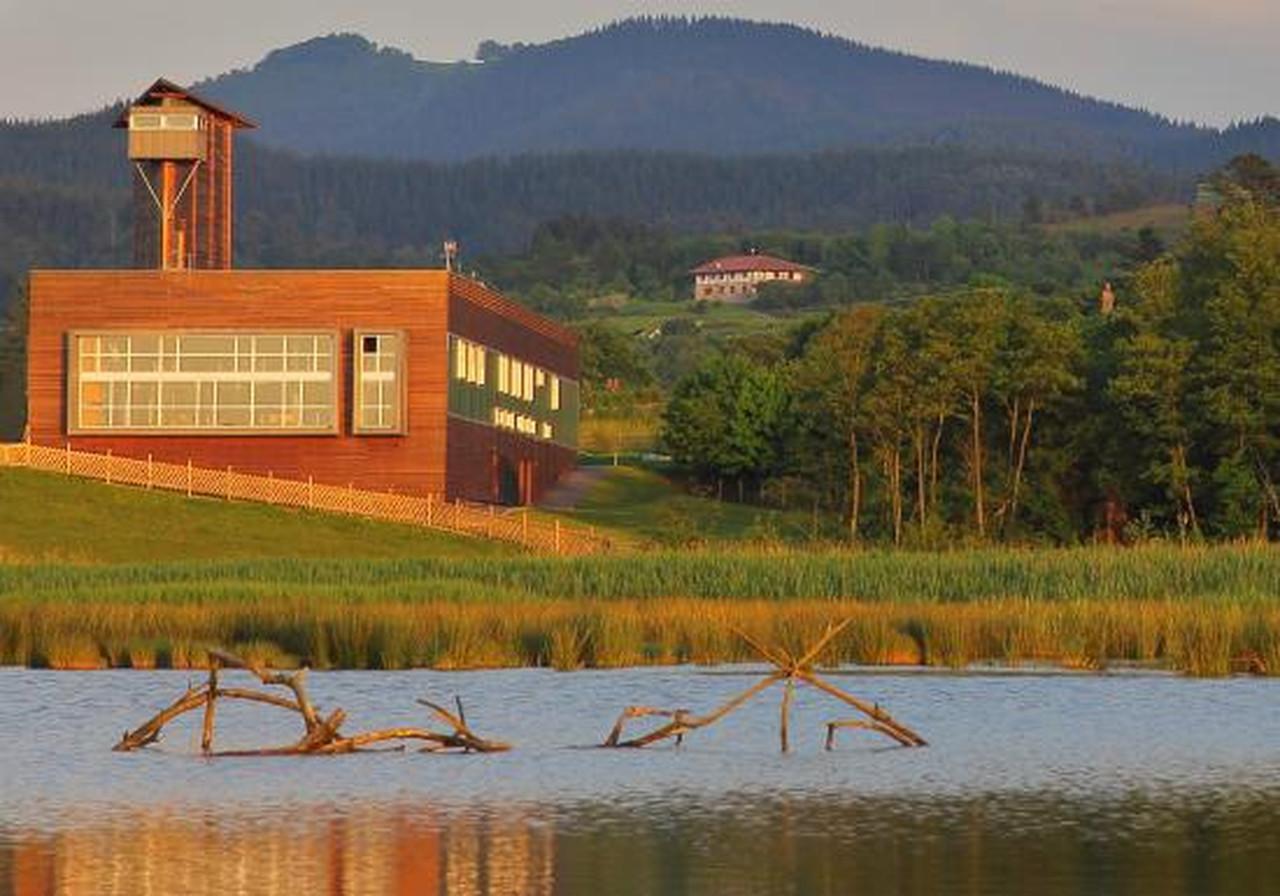 Destino rural: reserva de Urdaibai, em Espanha