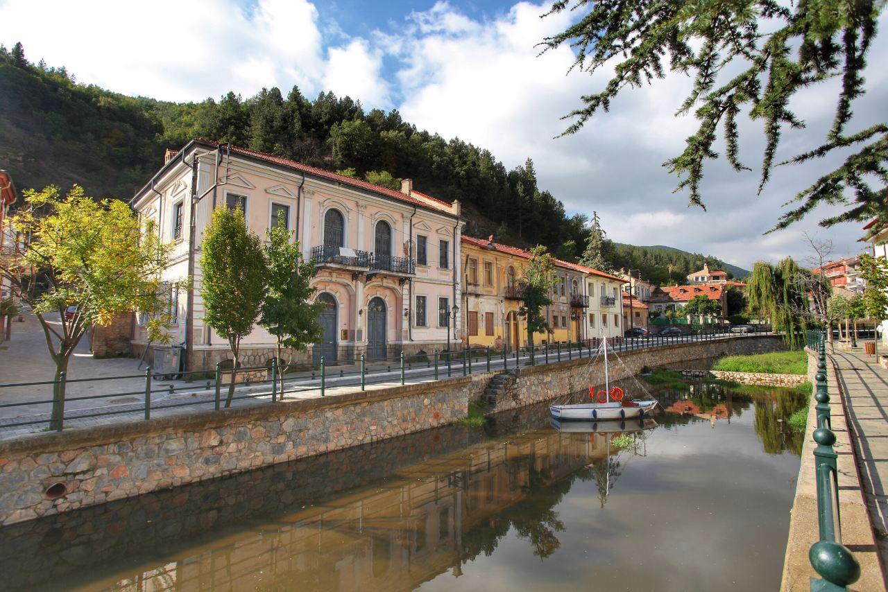 Faça turismo rural em Florina