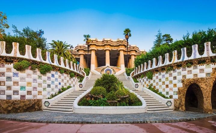 Em Barcelona, não deixe de visitar o Parque Güell