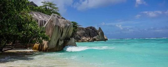 Um mergulho na praia mais bonita do mundo?