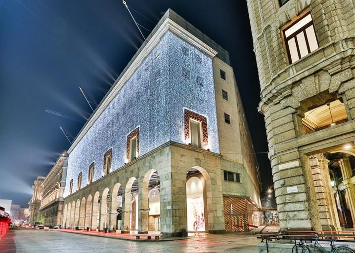 Em Milão, não deixe de visitar o La rinascente