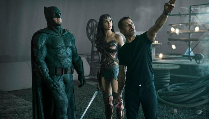 """Sugestão de filme: """"Liga da Justiça"""""""