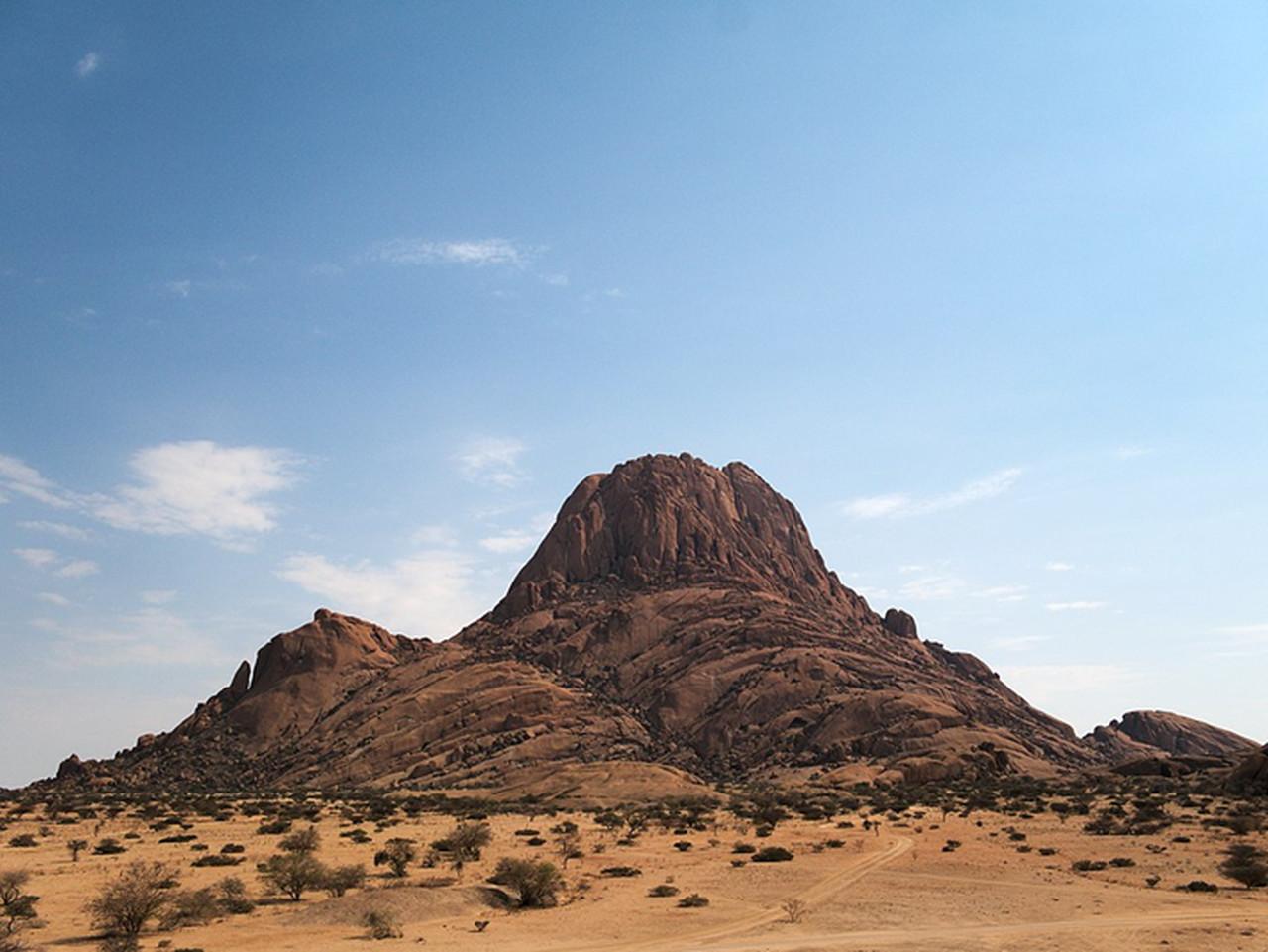 Spitzkop: O impressionante pico da Namíbia