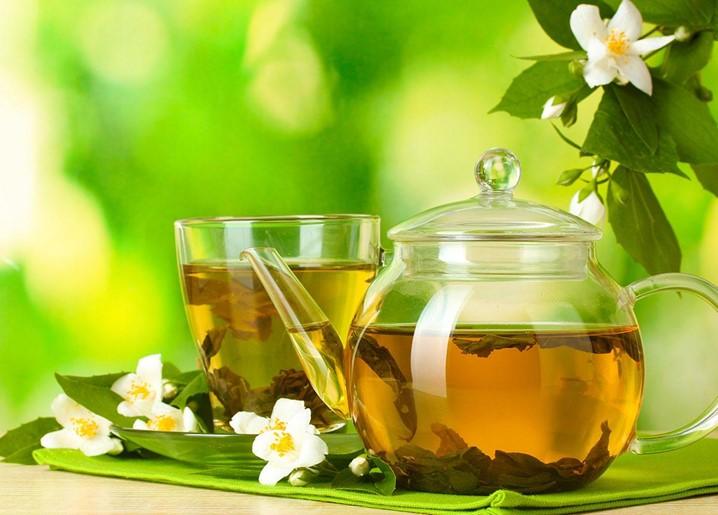 Vai um chá de folha de algodão?