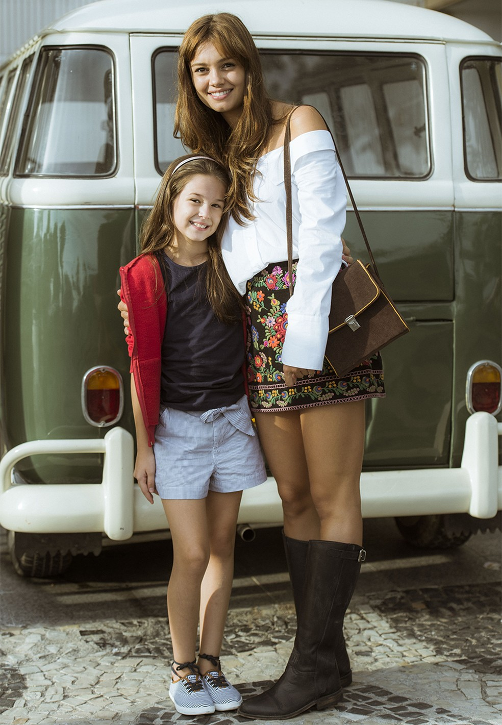 """Acompanhe a história da Alice e a família Sampaio Pereira na Supersérie """"Os Dias Eram Assim"""""""