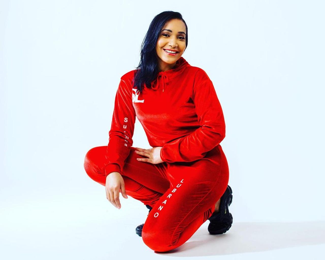 Suzanna Lubrano cria a sua marca de roupa