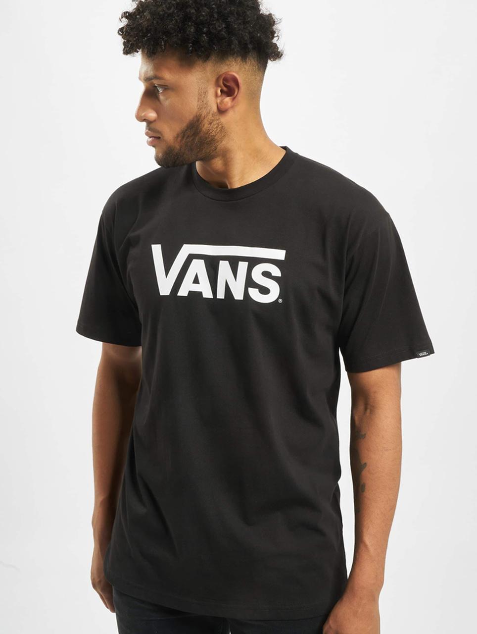T-shirts masculinas da Vans, um modelo elegante