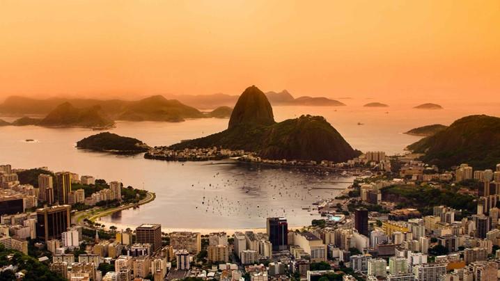 No Rio de Janeiro, não deixe de visitar o Cristo Redentor