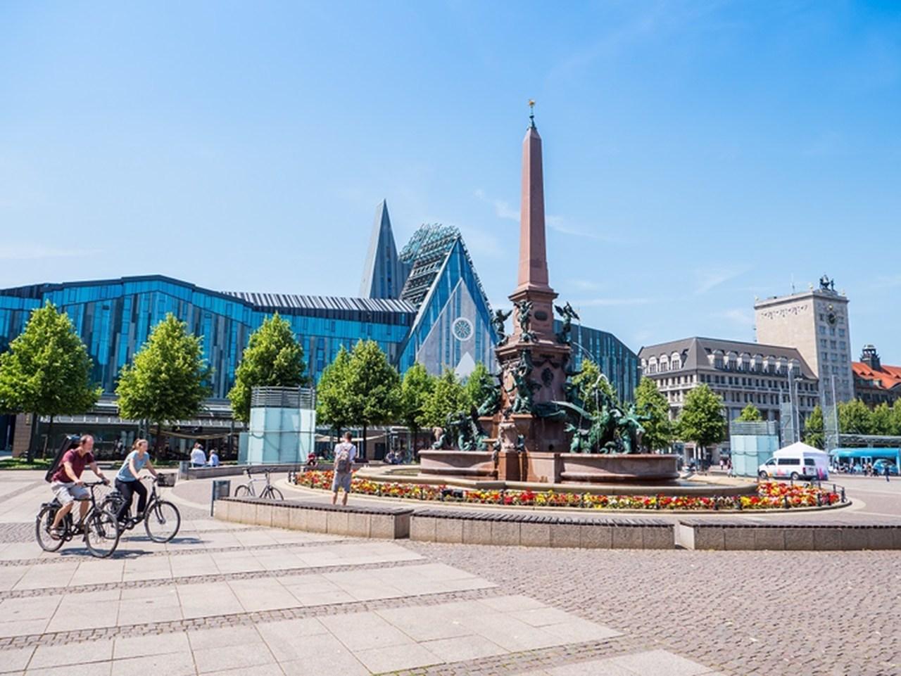 Conheça Leipzig, uma cidade da Alemanha que encanta