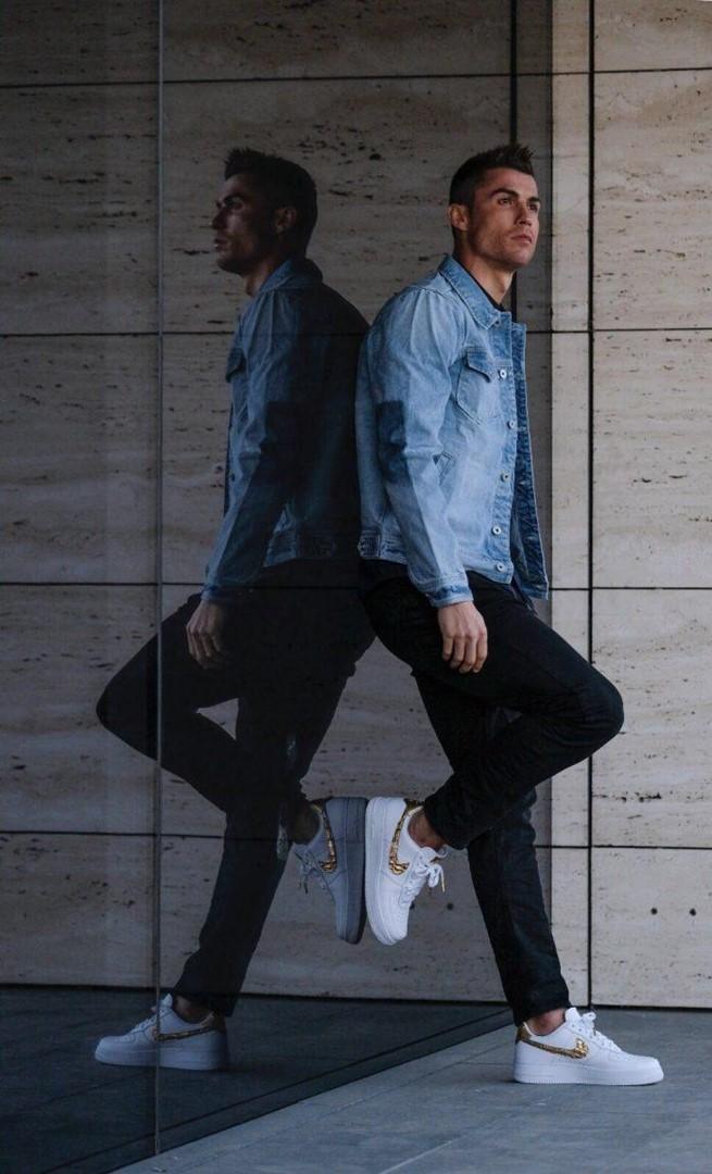 Cristiano Ronaldo: um verdadeiro Fashionista