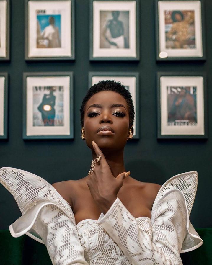 Top 3 de modelos angolanas que inspiram