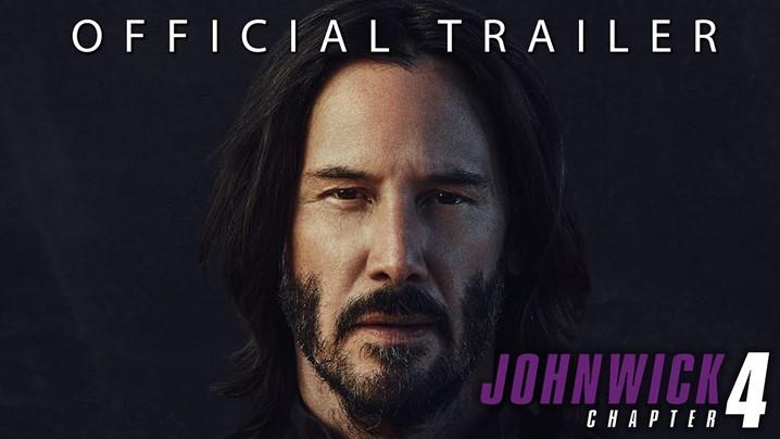 A caminho John Wick 4