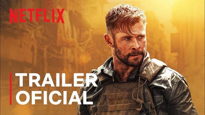 "Para ver na Netflix: ""Resgate"""