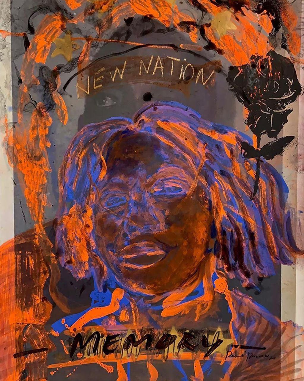 """Exposição """"In Memory We Trust"""", de René Tavares, acontece em Lisboa e Luanda em simultâneo"""