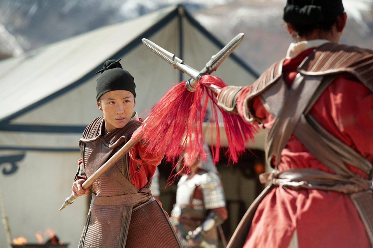 """Sugestão de filme """"Mulan"""""""