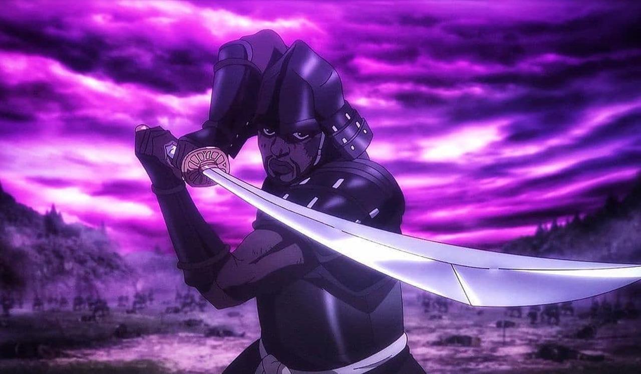 "Já pode ver ""Yasuke"", o anime sobre Samurai moçambicano na Netflix"