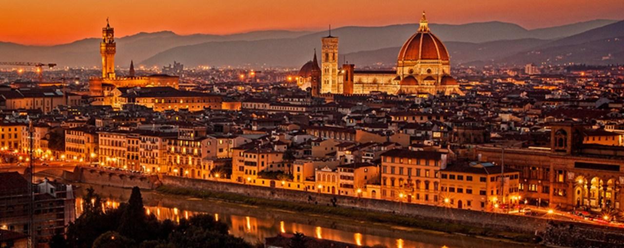 Em Florença, não deixe de visitar a Piazzale Michelangelo