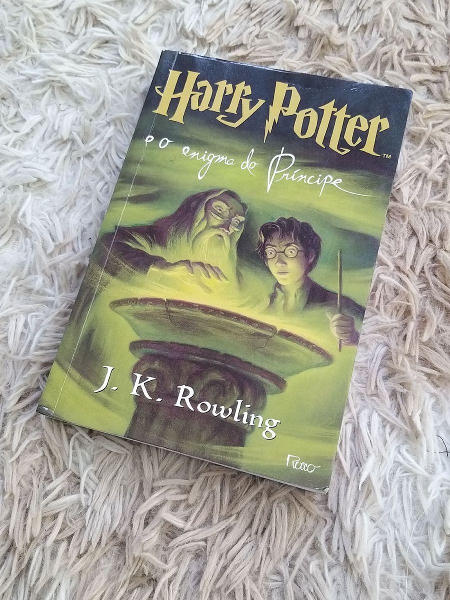 """Top Leitura: """"Harry Potter e o Enigma do Príncipe"""""""