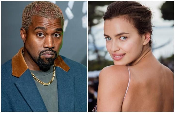 Kanye West está a namorar a modelo Irina Shayk