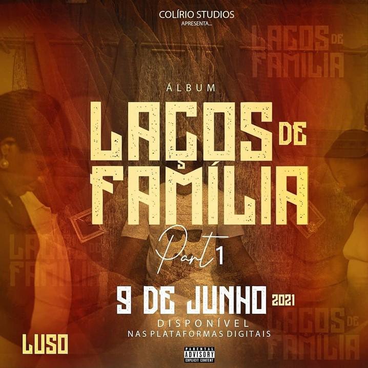 """Luso lança novo álbum: """"Laços de Família"""""""