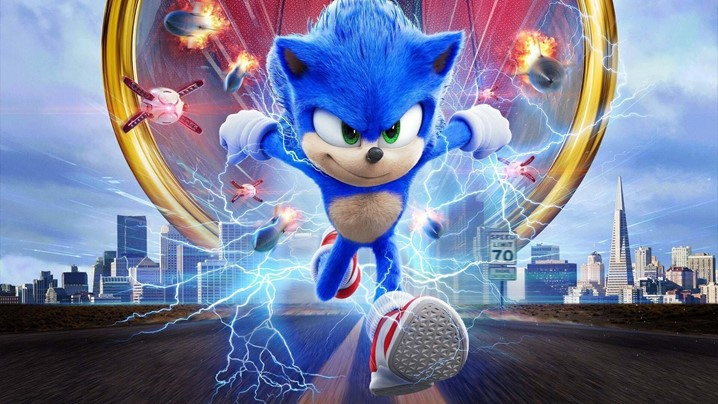 """Para ver em família: """"Sonic, o Filme"""""""