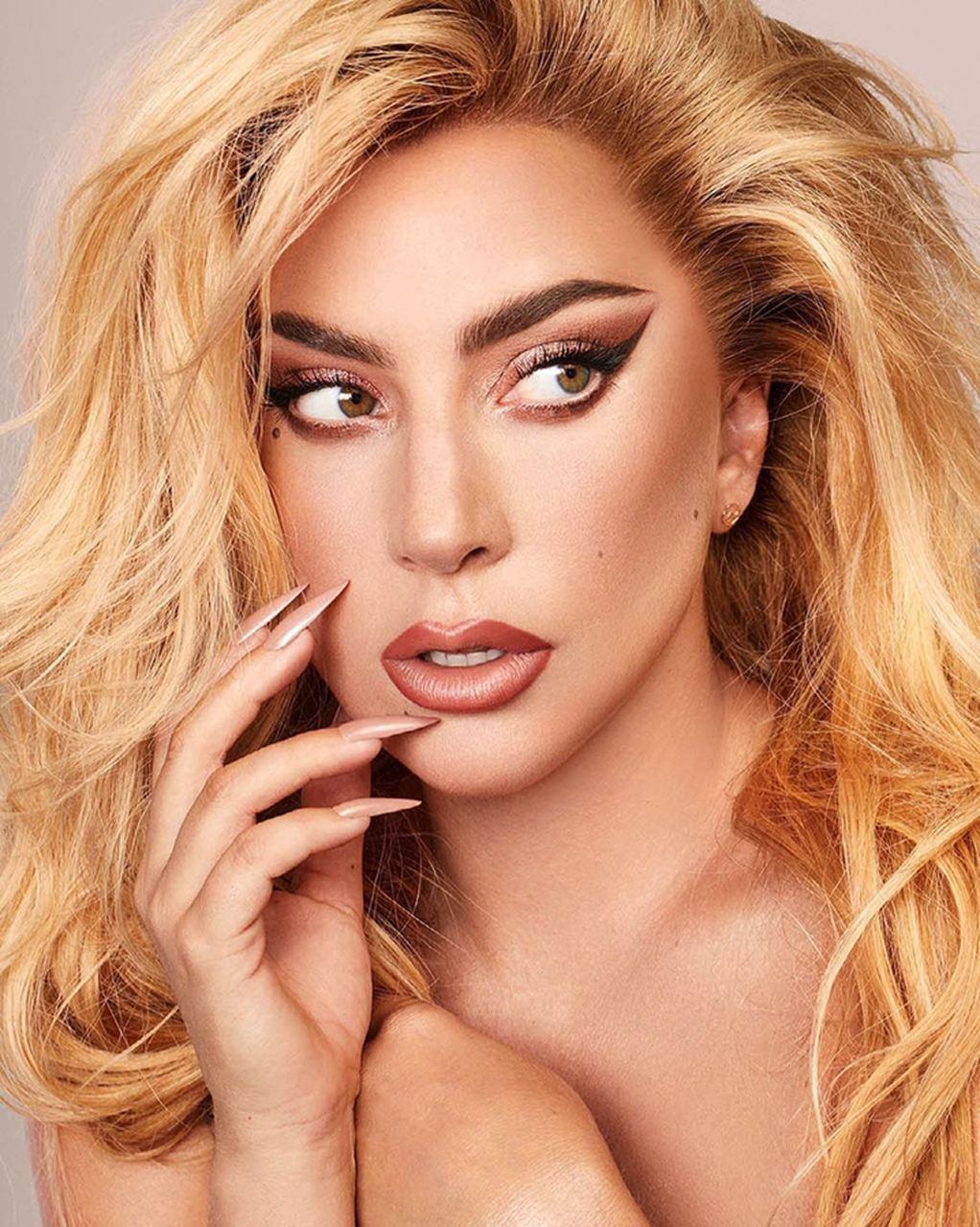 Lady Gaga é a artista com mais fama