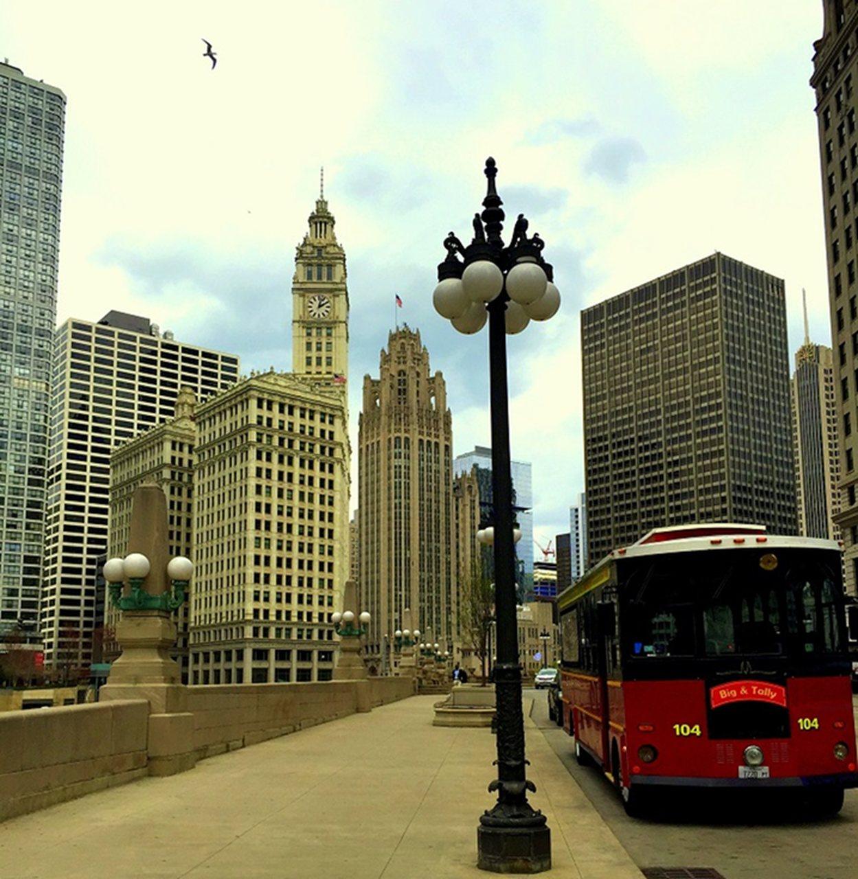 Conheça a cidade de Chicago, EUA