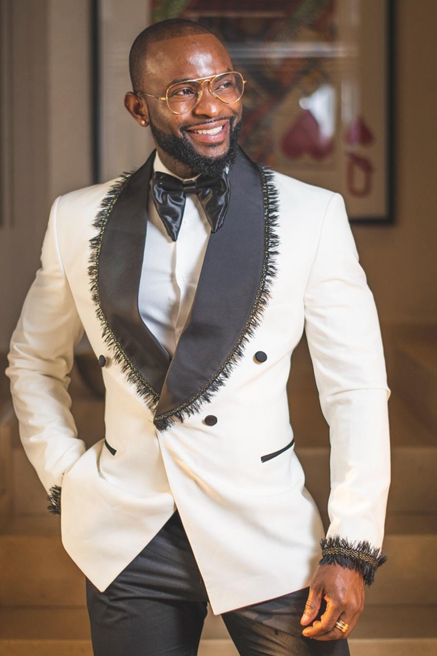 Idânio Saldanha: um modelo que luta para que a moda Angolana seja reconhecida em grandes palcos