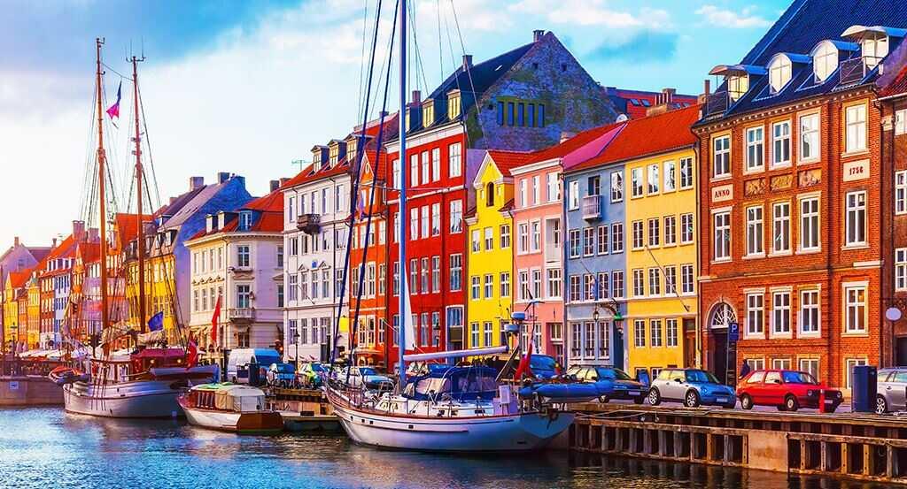 Copenhaga:  a fascinante capital  da Dinamarca