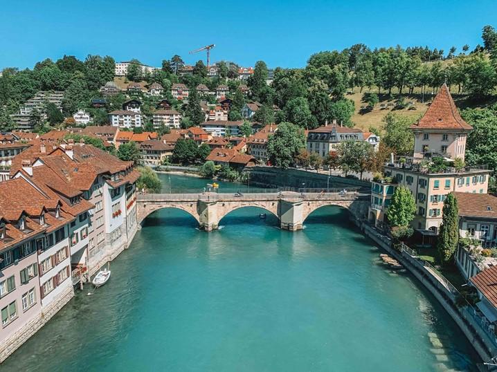 Berna: a espectacular cidade da Suíça