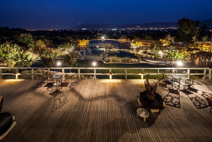 """Conheça o """"Pululuka Resort"""", da cidade do Cristo Rei"""