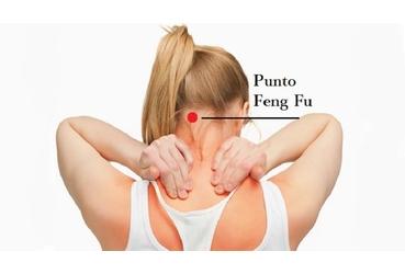 O ponto Feng fu, a técnica de estimulação com gelo