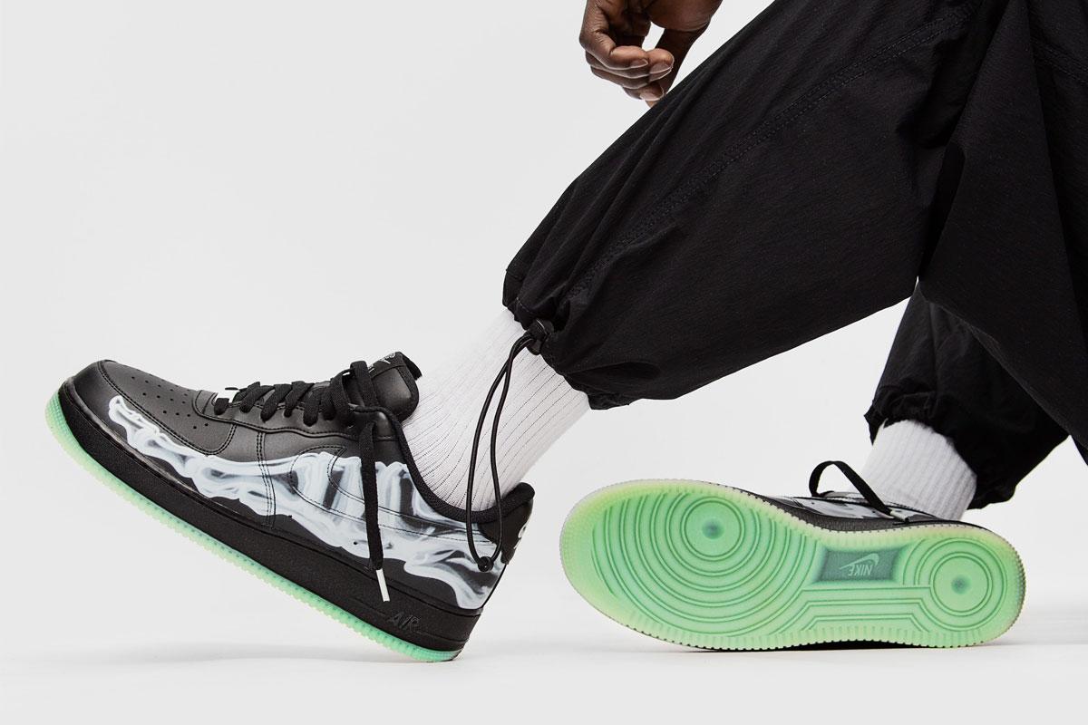 Confira o novo modelo de ténis da Nike alusivo ao Halloween
