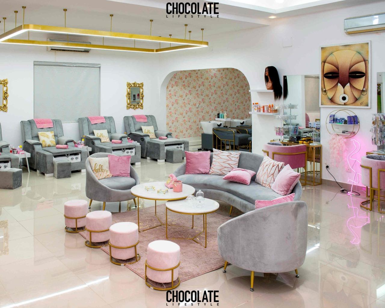 Spa VIP Beauty Lounge abre em grande estilo