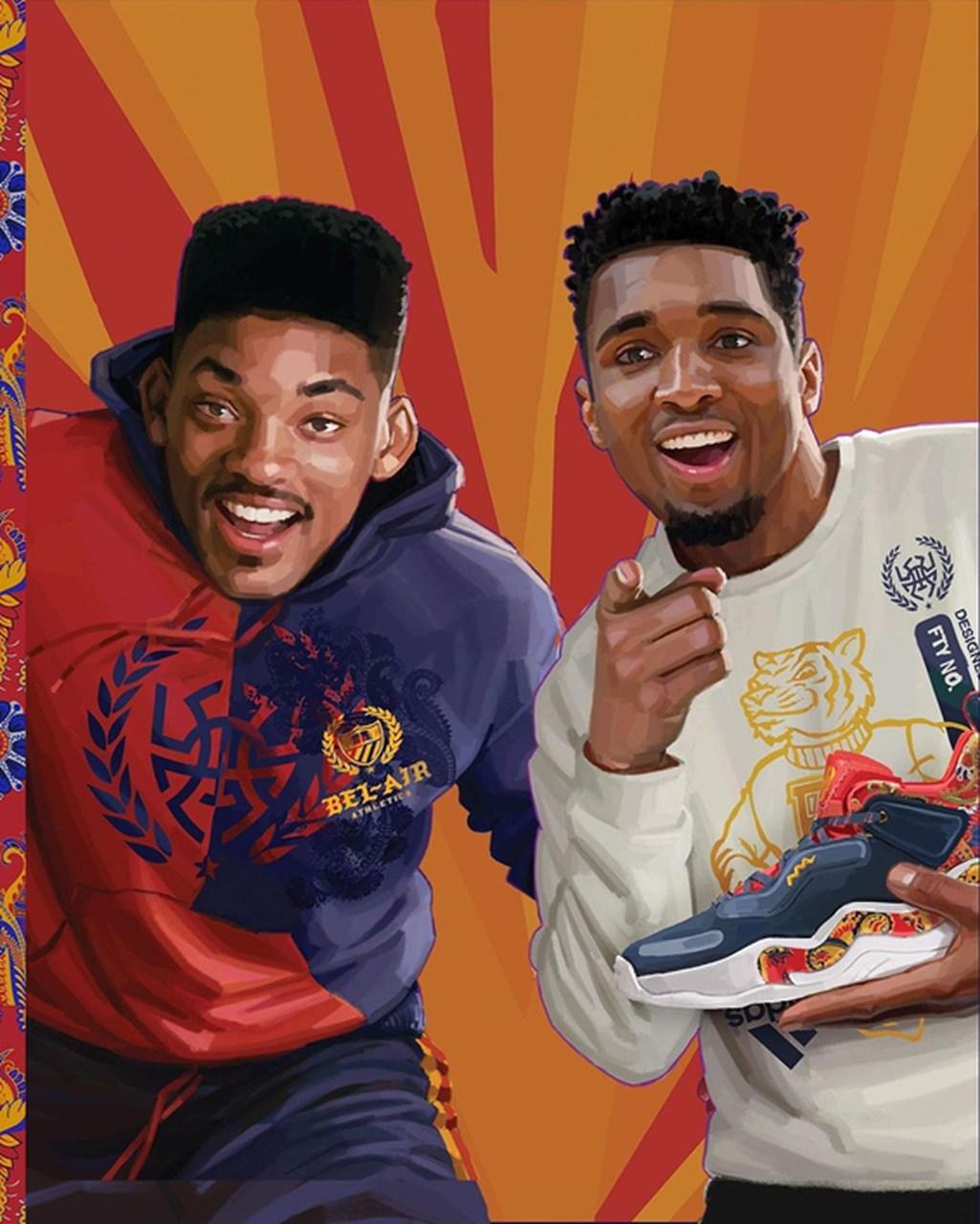 """Will Smith, em parceria com Adidas, lança uma linha de ténis inspirada em """"The Fresh Prince of Bel-air"""""""