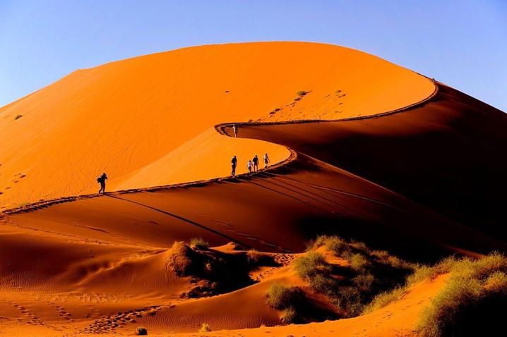 Sossusvlei: o principal destino turístico na Namíbia