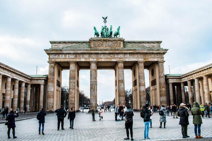 Se estiver em Berlim, não deixe de visitar o Portão de Brandemburgo